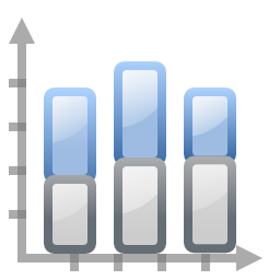 Actions-office-chart-bar-stacked-icon